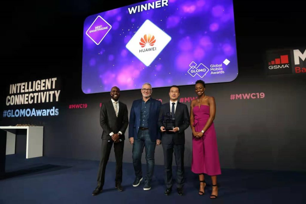 Huawei Mate 20 Pro Wins Best Smartphone Award At MWC 2019