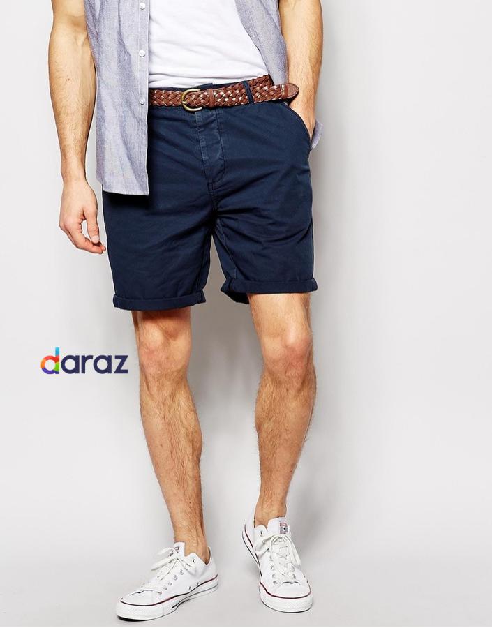 latest Pakistani fashion casual wear shorts for men