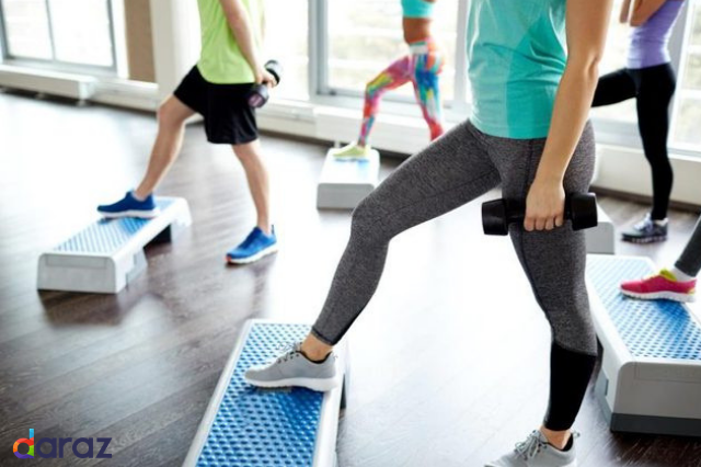 Aerobic Bench for Workout