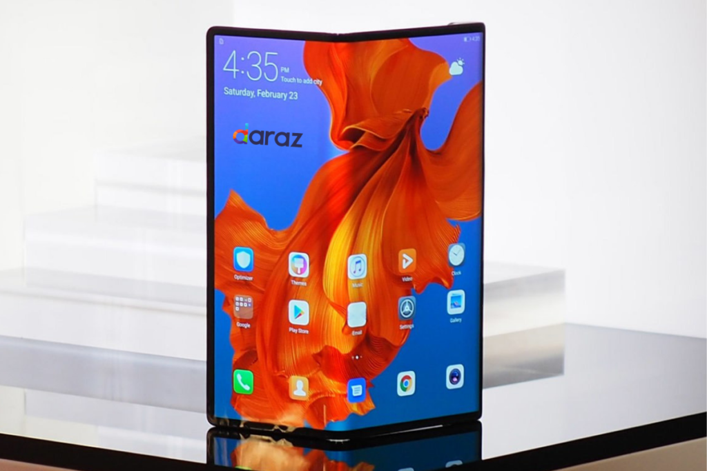 Huawei Mate X Foldable Review