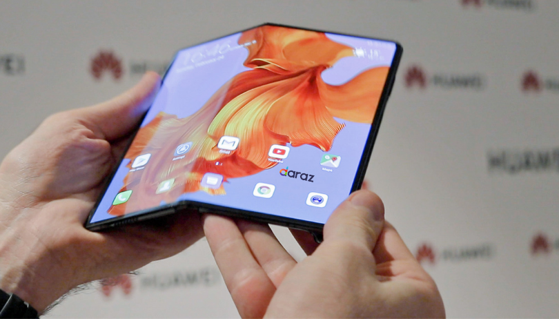 huawei mate x 5G foldable phone review