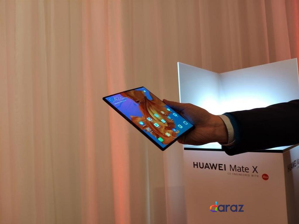 huawei mate x price - specs in Pakistan