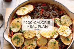 1200 Calories Diet Plan