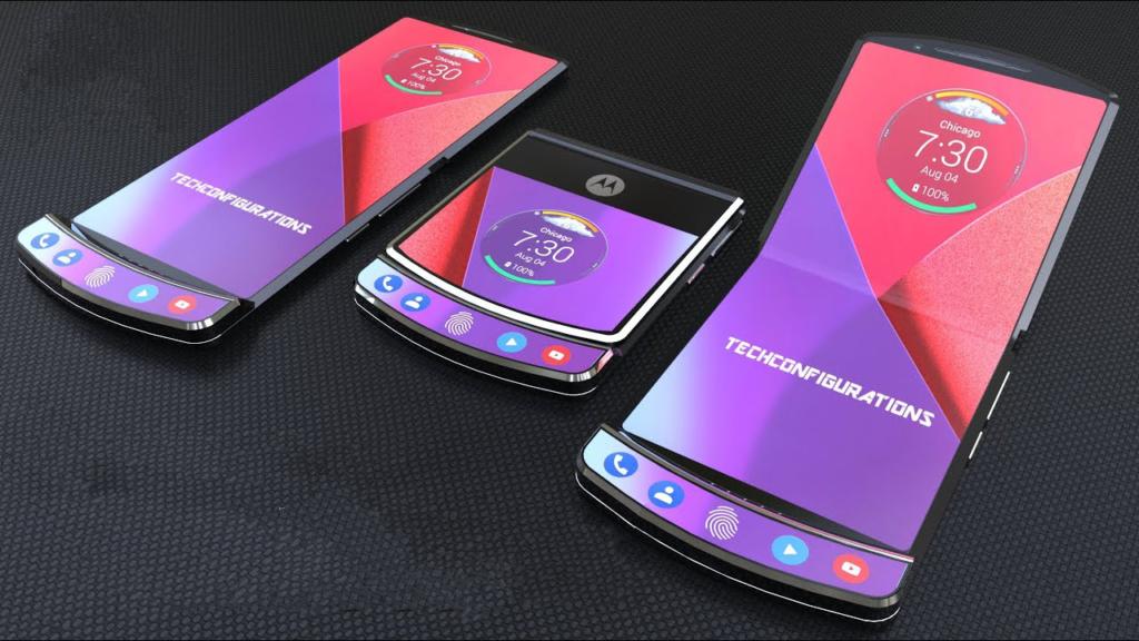 Motorola RAZR 2019 Fold
