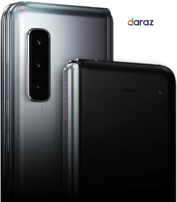 Samsung Galaxy Fold Front-Rear Cameras