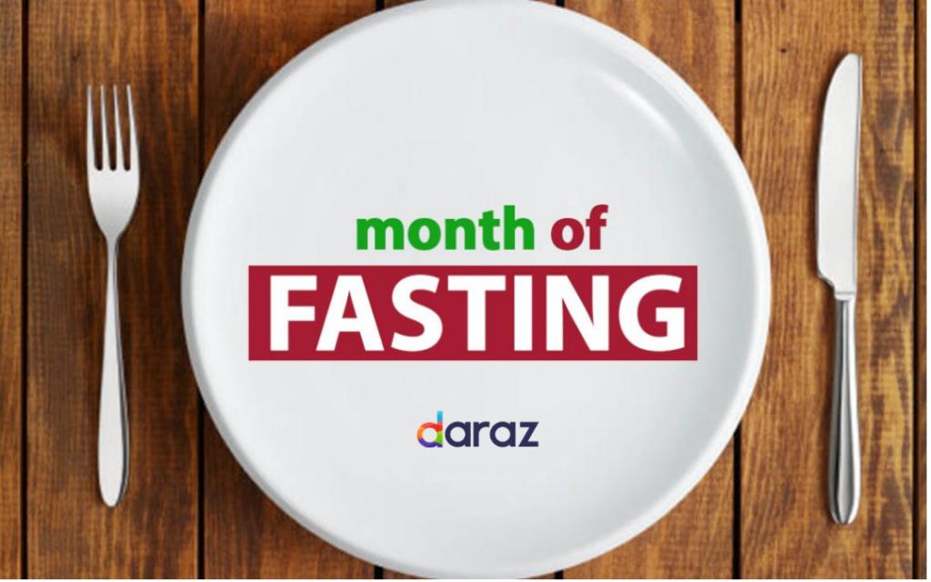 Feasting - Fasting in Ramadan 2019