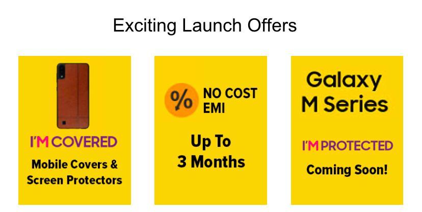 Daraz launches Samsung Galaxy M series