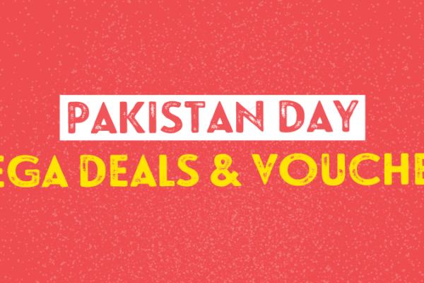 Daraz Pakistan Day Mega Deals (2021)