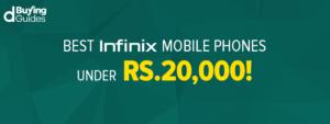 Infinix Mobiles Under 20000 In Pakistan