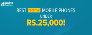 Realme mobiles under 25000 in pakistan in 2021