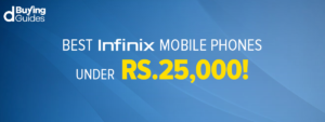 Infinix Mobiles Under 25000 In Pakistan