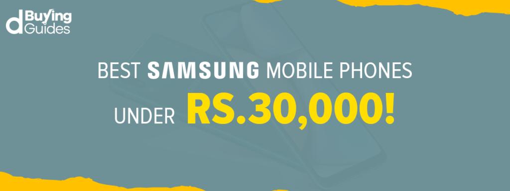 samsung mobiles under 30000 in pakistan in 2021