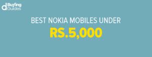 Nokia Mobile Phones Under 5000 In Pakistan In 2021