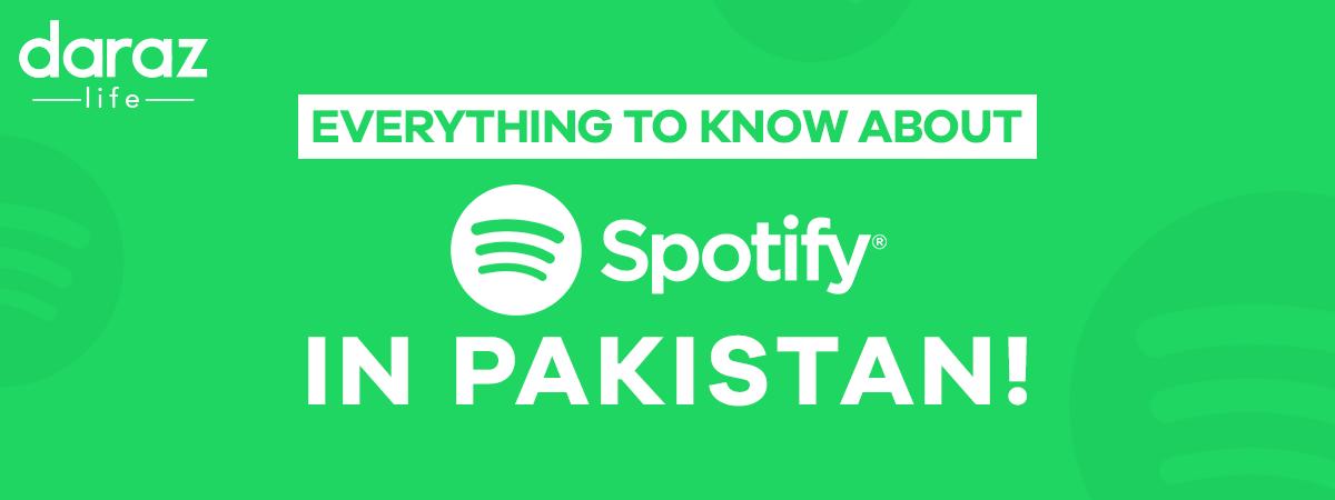 download spotify pakistan