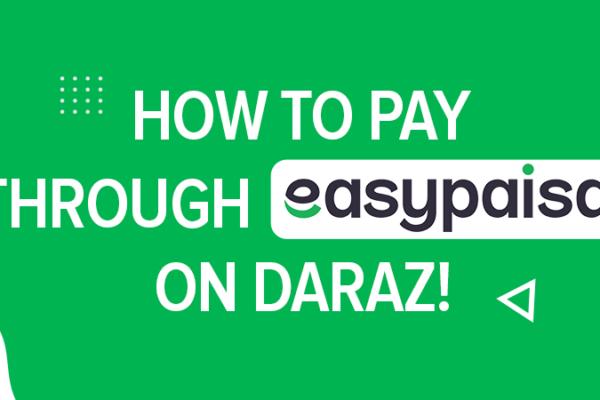 Easypaisa on Daraz