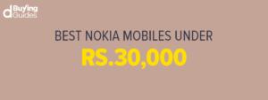 Nokia Mobile Phones Under 30000 In Pakistan In 2021