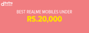 Realme mobiles under 20000 in Pakistan