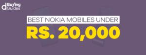 Nokia mobiles under 20000 in Pakistan