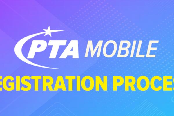 PTA mobile registration