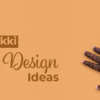 tikki mehndi design ideas