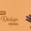 tikki mehndi design ideas