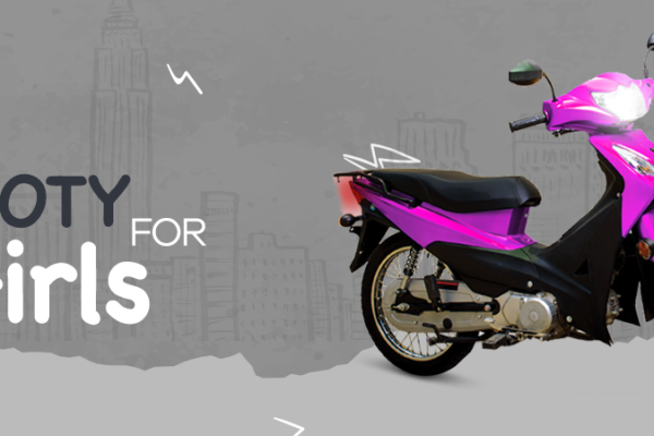 Best scooty for girls in Pakistan (2021) - Daraz Life