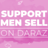 Support women sellers on Daraz