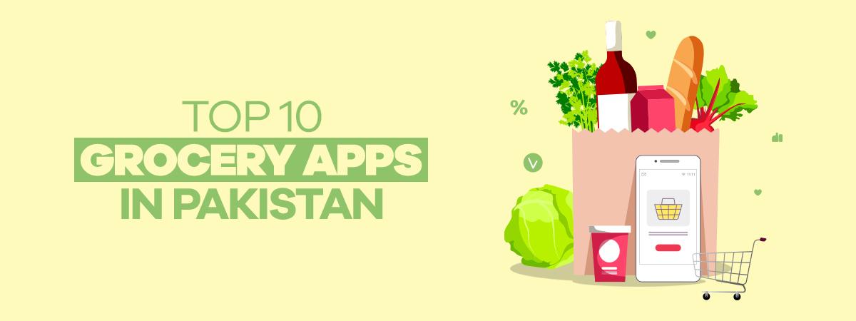 grocery apps in pakistan