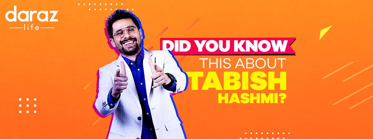 Tabish Hashmi Show on Daraz App - Daraz Life