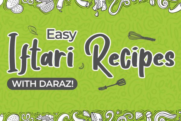 Recipes for Ramzan