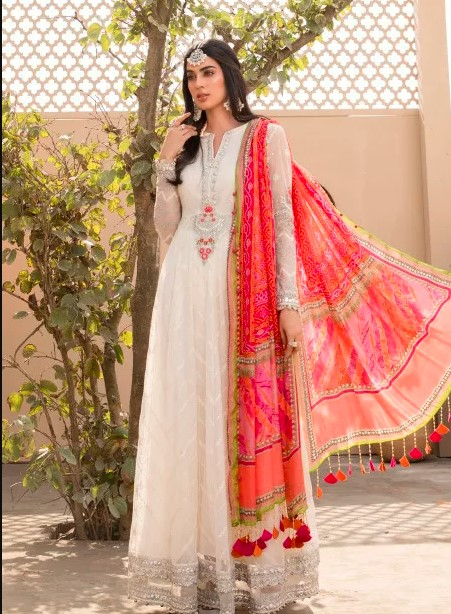 Maria b unstitched lawn collection 2021