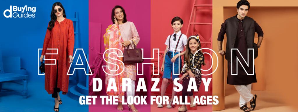 Fashion Daraz Say