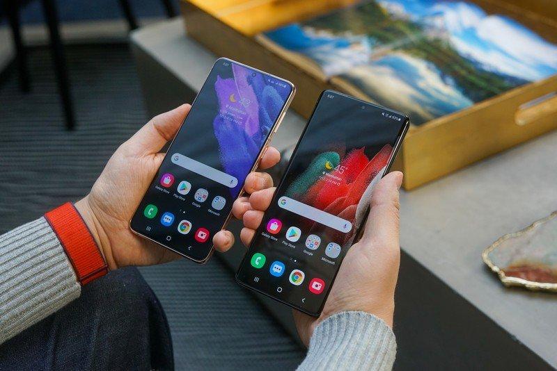 Samsung S20 ultra vs Samsung S21 ultra comparison Pakistan- Daraz Life