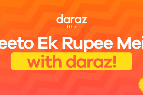 Daraz One Rupee
