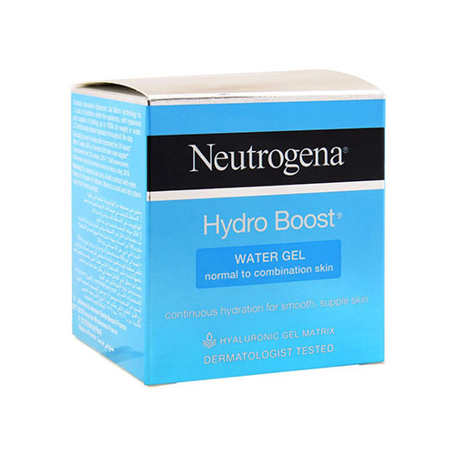 neutrogena water gel for oily skin