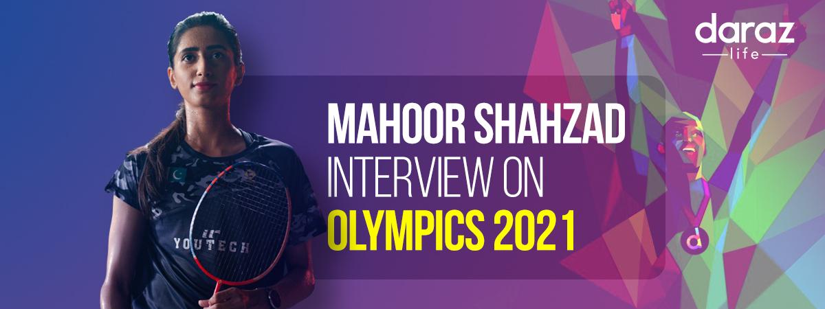 Mahoor Shahzad Pakistani Olympics