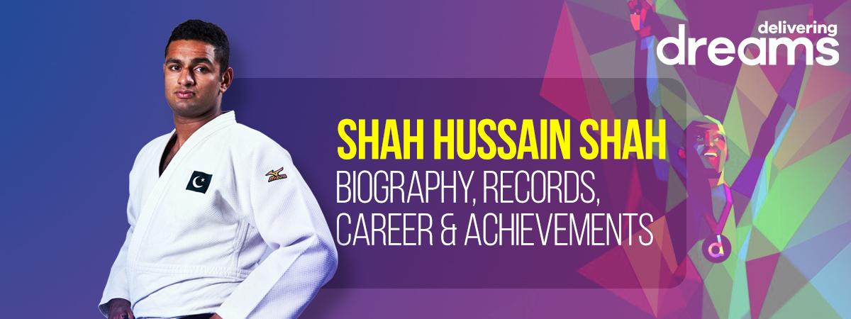 Shah Hussain Shah Tokyo Olympics 2021