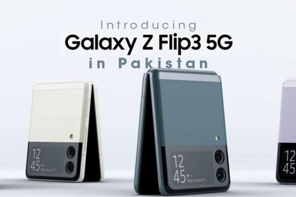 Samsung Galaxy Flip3 in Pakistan