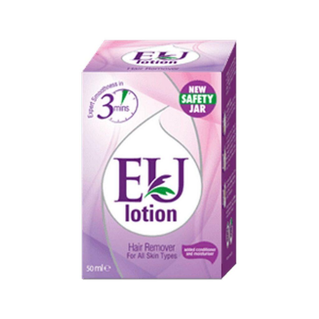 EU Lotion hair remover cream