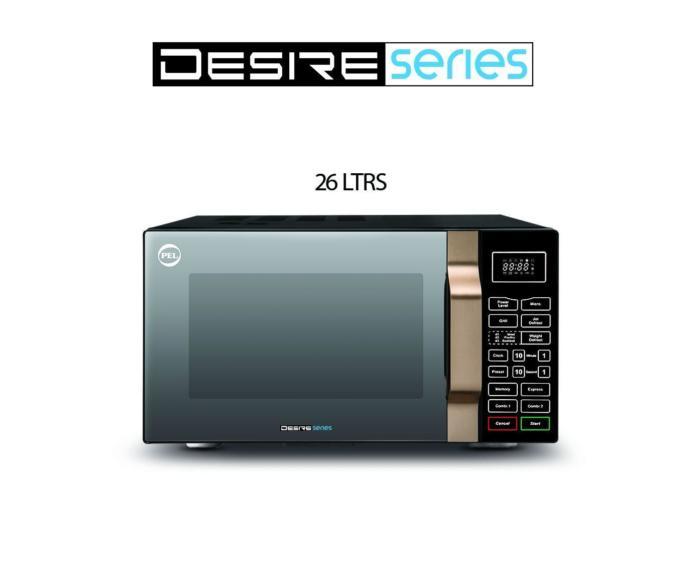 PEL Desire Microwave Oven 26Ltr