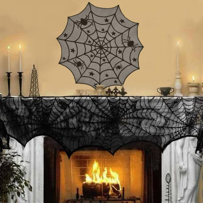 Spider Web Table Spread/ Wall Hanging