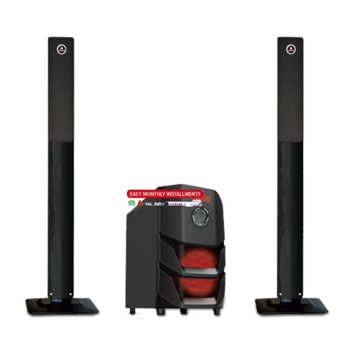 Audionic Reborn RB-90 - Bar Speakers - Black