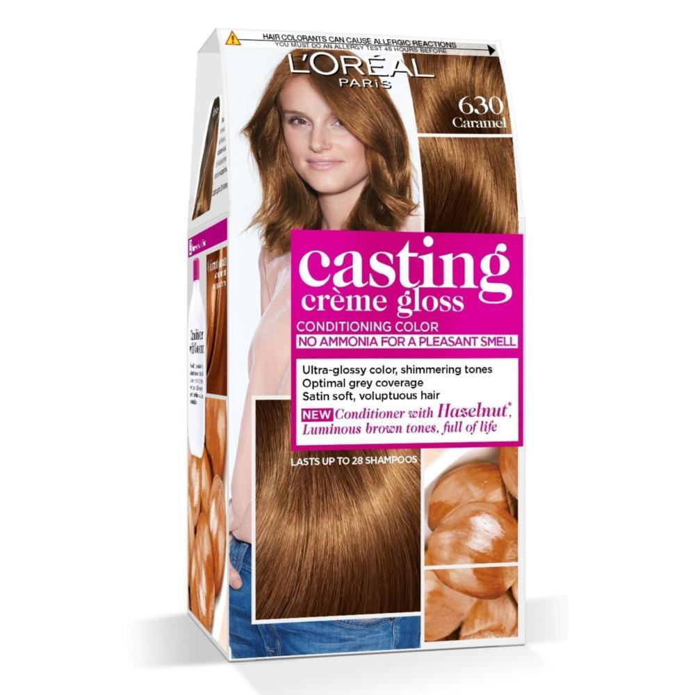 Casting Creme Gloss 630 Caramel Hair Color