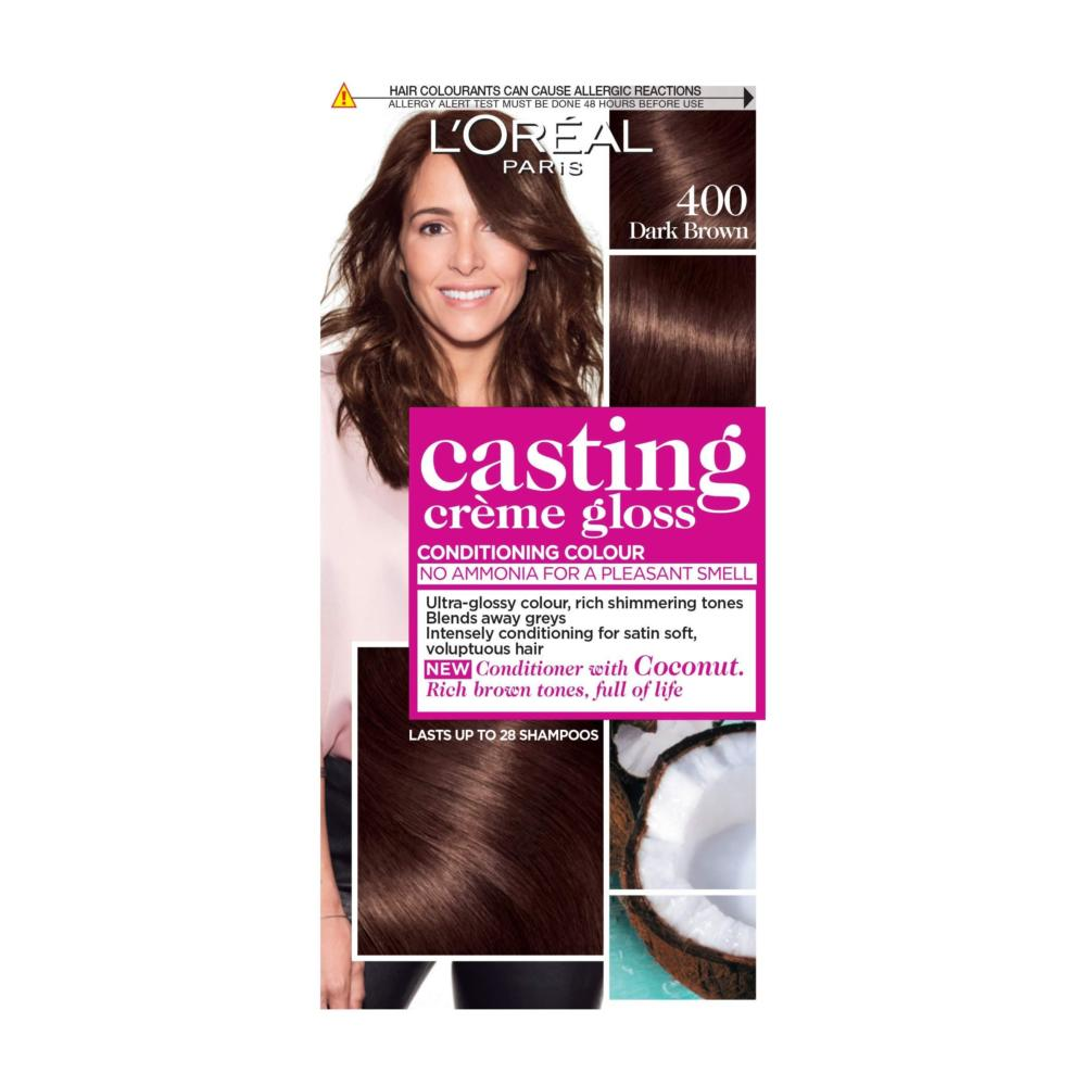 Casting Creme Gloss 400 Brown Hair Color