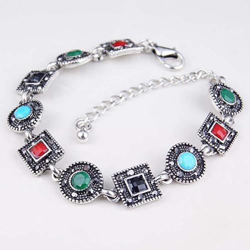 Resin Carved Bracelet