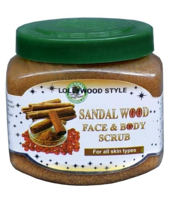 Sandalwood Face and Body SCrub