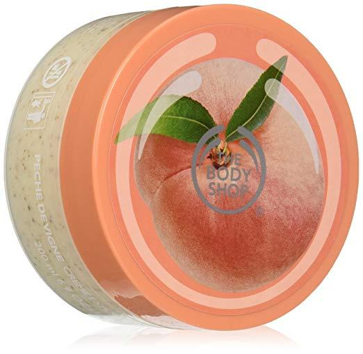 Body Shop Peach Body Scrub