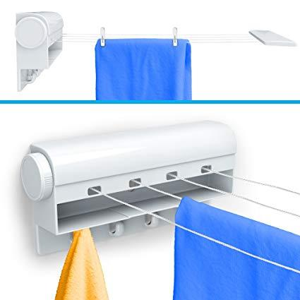 Roll Up Clothes Line