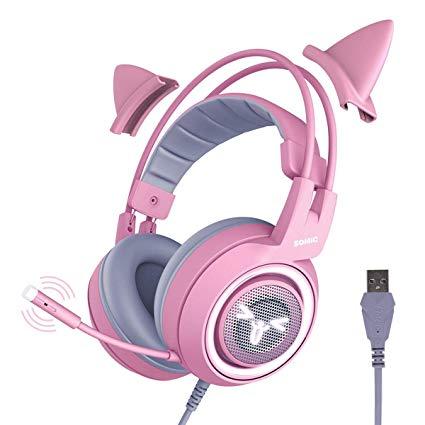 Super Stereo Headset for Girls