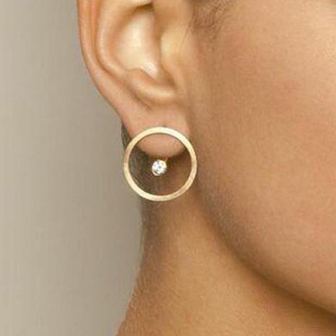 Dangler Ear Studs